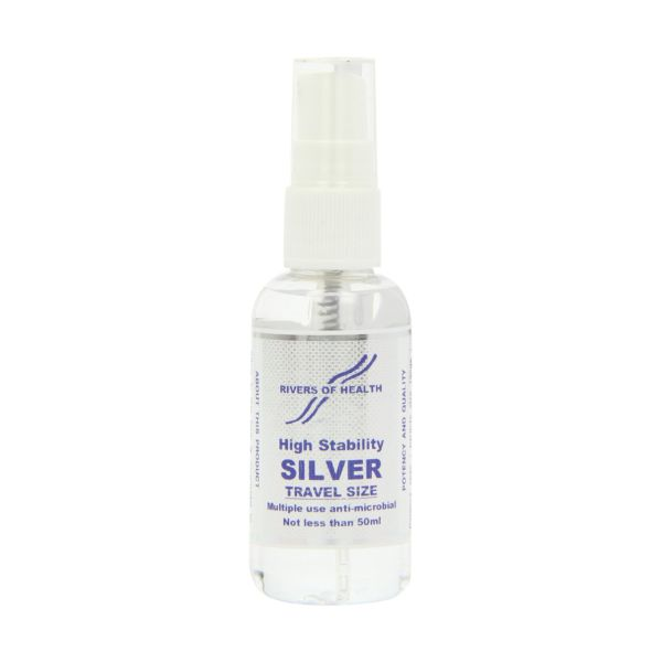 Rivers Of Health Colloidal Silver Spray (50ml)