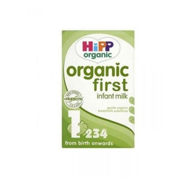 Hipp - Organic First Infant Milk - 800g