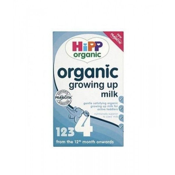 Hipp Organic Growing Up Milk (600g)