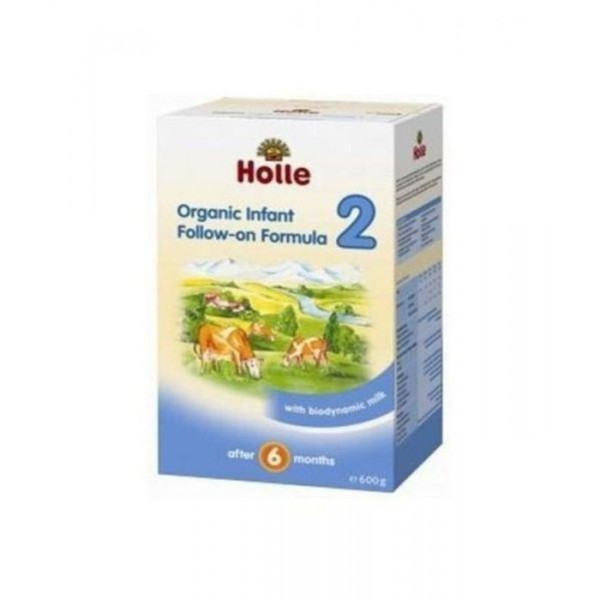 Holle - Organic Baby Infant Follow On Formula 2 - 600g