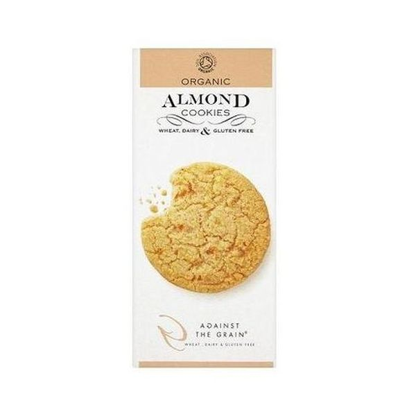Against The Grain Almond Cookies 150g (1 x 150g)